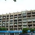 市區內的公寓