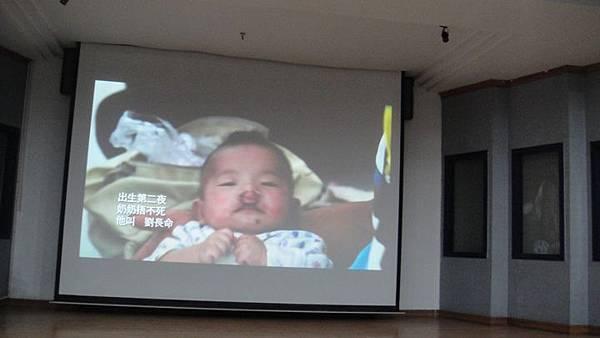 小圖4:本會西安紀錄片片段 「劉長命」的故事