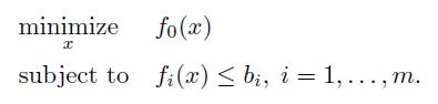 用LaTex寫Optimization_Problem_1