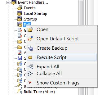 ExcuteScript
