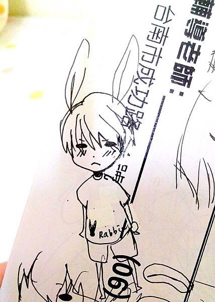 小七兔子<3