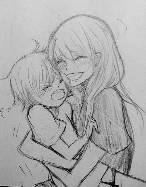 小七和阿萍老母