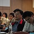感謝國立交通大學電子物理系朱仲夏教授及生物科技系柯立偉助理教授蒞臨指導