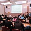 交通大學班導師吳慶堂副教授:說明交大相關安排及輔導