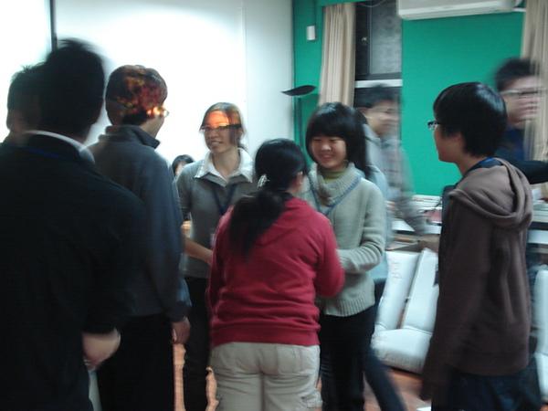 2010/03/17團體與工作坊介紹-體驗活動