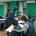 2010/03/10志工對外接待訓練-鍾美惠老師