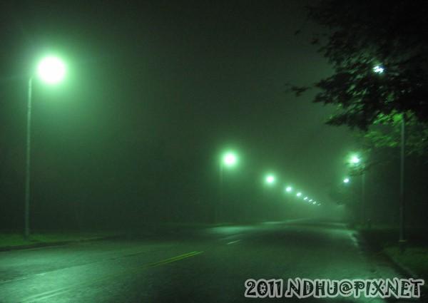 20111113_外環道往志學門道路