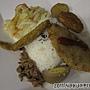 20111130_得意餐坊_鱈魚排飯75元