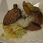 20111130_得意餐坊_日式豬排飯75元