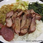 20110919_哆知味燒臘_蜜汁叉燒飯65元