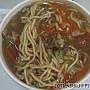 20111207_花蓮靈糧堂東華福音中心前午餐車_肉羹麵40元