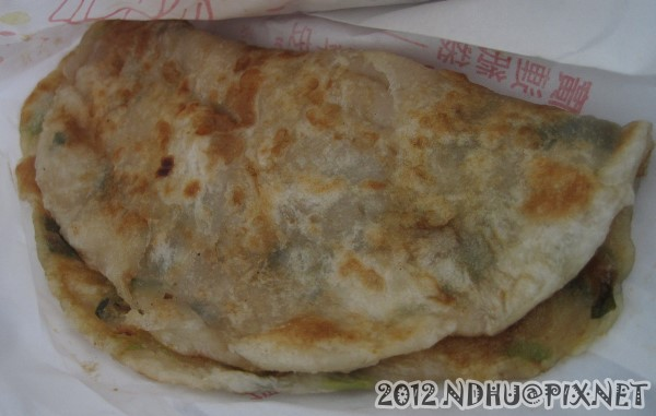 20120116_台九餡餅蔥油餅_蔥油餅20元