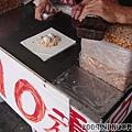 20091213_白米木屐村旁花生捲冰淇淋_10元內含兩球