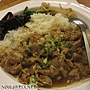 20120310_丸山和食_醬燒豬肉飯70元
