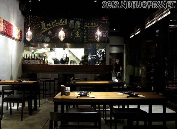 20120802_老時光燒肉酒肴_內觀
