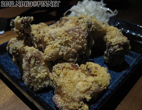 20120802_老時光燒肉酒肴_雞肉唐楊120元