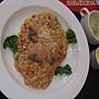 20120804_123義大利麵_挪威鮮茄鮭魚燉飯90元