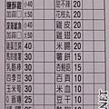 20120826_3Q雞排_菜單