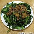 20120819_大上海_燙青菜20元