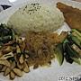 20120916_一同食堂_魚排飯70元