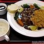 20121218_123義大利麵_咖哩咔啦雞排85元加15元套餐