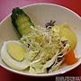 20121218_123義大利麵_套餐沙拉