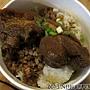20130115_家鄉羊肉(銅板小吃屋)_豬腳飯60元