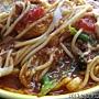 20130403_A-hui小義麵館_經典起司肉醬焗烤90元內部