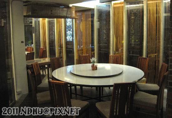 20110417_加賀日式料理二樓部分座位