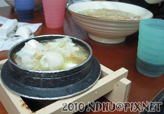 20101105_魚包蛋有無加麵的差異
