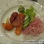 20110318_加賀日式料理定食-綜合特鮮生魚片