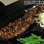 20110430_花田樂日式小舖-照燒牛小排定食170元(主菜)