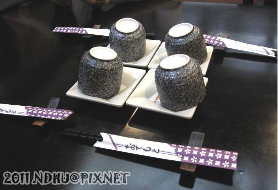 20110417_加賀日式料理餐具