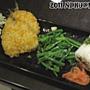 20110430_花田樂日式小舖-竹筴魚餅套餐80元
