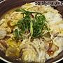 20110430_花田樂日式小舖-親子丼90元