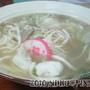20101105_魚包蛋海鮮小烏龍麵加麵70元
