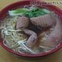 20110227_東華肉羹(米庚)魷魚羹麵40元