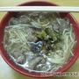 20100811_東華肉羹(米庚)肉羹麵40元