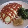 20100722_蛋蛋屋複式餐飲鮪魚蛋包飯加蕃茄醬55元