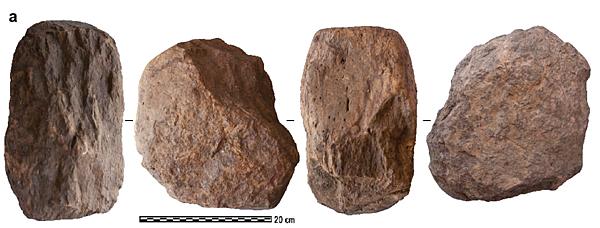 15 kg stone tool
