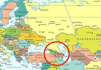 Europe_CaucasusMap