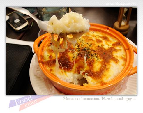 海鮮什錦焗烤