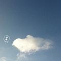 像小鳥的雲