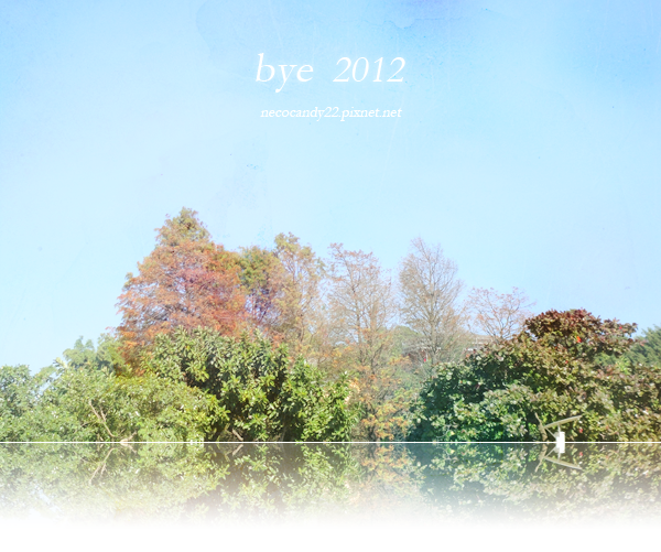 bye 2012
