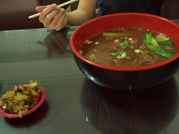 陳媽媽番茄肉絲麵P7024458.jpg