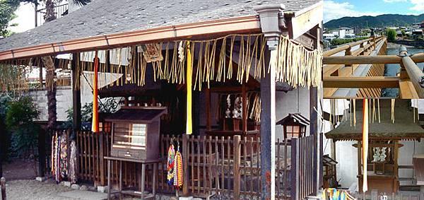 。宇治 斷除惡緣 橋姫神社。