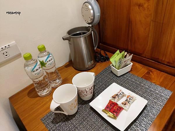 澎湖元泰大飯店備品