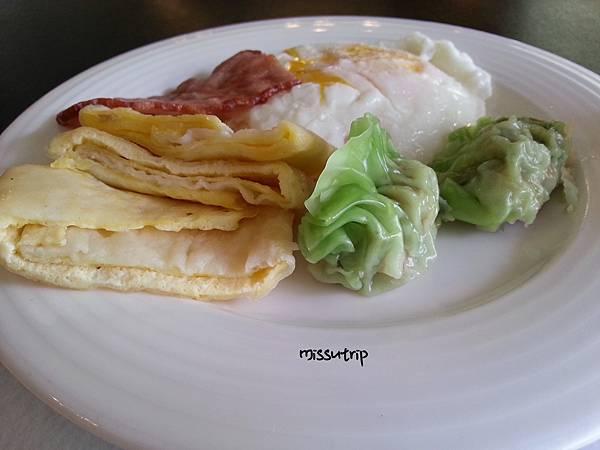 花蓮理想大地飯店  早餐