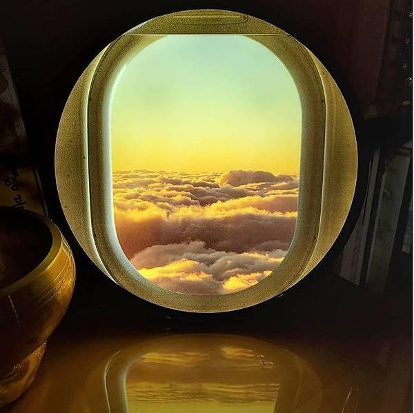 飛機窗11