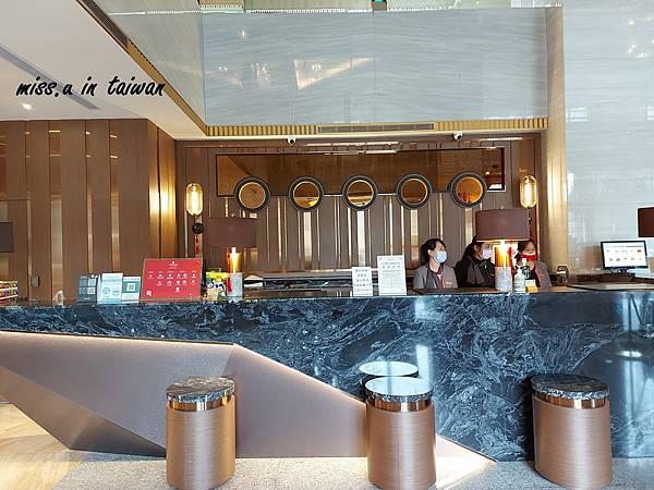 台北花園大酒店 櫃台